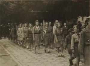 Zenska druzyna Puck 1947