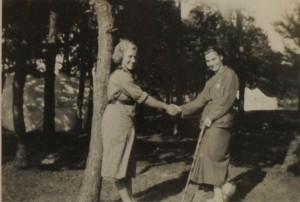 Zenska druzyna Puck 2 1947