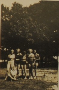 Zenska druzyna Puck 3 1947